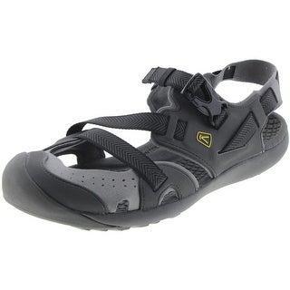 Keen Mens Zambezi Textured Slingback Sport Sandals