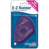 3L Scrapbook Adhesives E-Z Runner Fine Permanent Adhesive Dispenser, 49 Feet