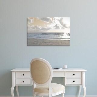 Easy Art Prints Sharon Chandler's 'Serene Sea III' Premium Canvas Art