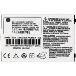 OEM Lithium-ion Battery for Motorola V170/V171/V173 (SNN5749A)