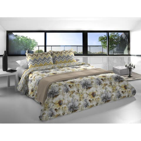 Gouchee Home Nebbia 3pc Duvet Cover Set