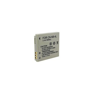 Battery for Canon NB-4L Replacement Battery