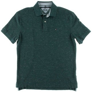 Tommy Hilfiger Mens Classic Fit Pique Polo Shirt