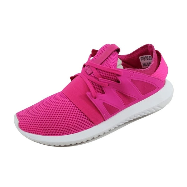 Adidas Women's Tubular Viral Pink AQ6302 Size 7