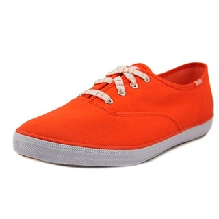 Keds Champion OX Round Toe Canvas Sneakers