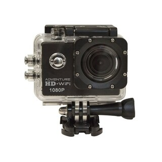 Cobra Adventure HD 5210 with Wi-Fi Sports & Action Video Camera