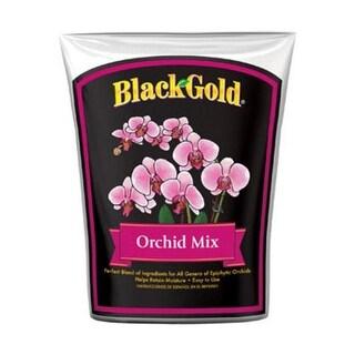Black Gold 1411402 8QT P Orchid Potting Mix, 8 Quart