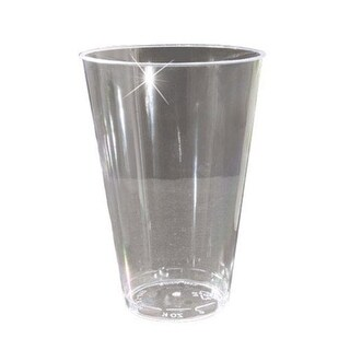 Clear Ware 14 Oz. Clear Tumbler - Pack of 500