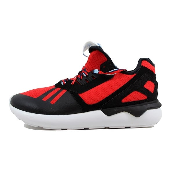Shop Adidas Tubular Runner RedBlack B25952 Men's Free