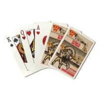 Development Ukraine Aviation Mironenko Vintage AD (Poker Playing Cards Deck)