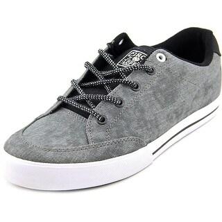 Circa Lopez 50 Slim Round Toe Canvas Sneakers