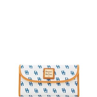 Dooney & Bourke Blakely Continental Clutch Wallet (Introduced by Dooney & Bourke at $118 in Jan 2018)