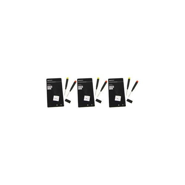 Jabra Battery Kit GN 9120 Battery Replacement Kit (3-Pack) w/ Screwdrivers