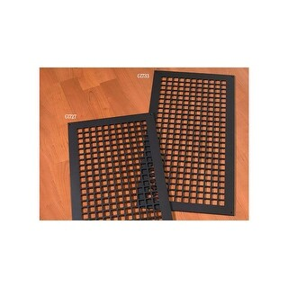 "Reggio Registers G1733-SH Grid Series 30"" x 14"" Grille with Mounting Holes - N/A"