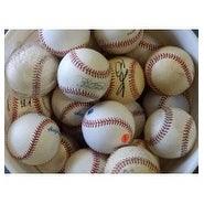 Signed Blemished Baseball pBlemished BaseballspulliThis is for one baseballliliAll balls chosen are