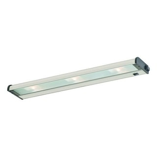 "CSL Lighting NCAX-120-24 24"" 3 Light Xenon Under Cabinet Light Bar from the CounterAttack Collection"