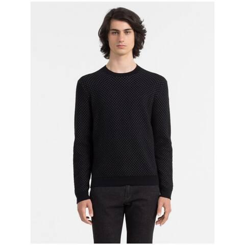 Calvin Klein Knit Sweater, Black, M