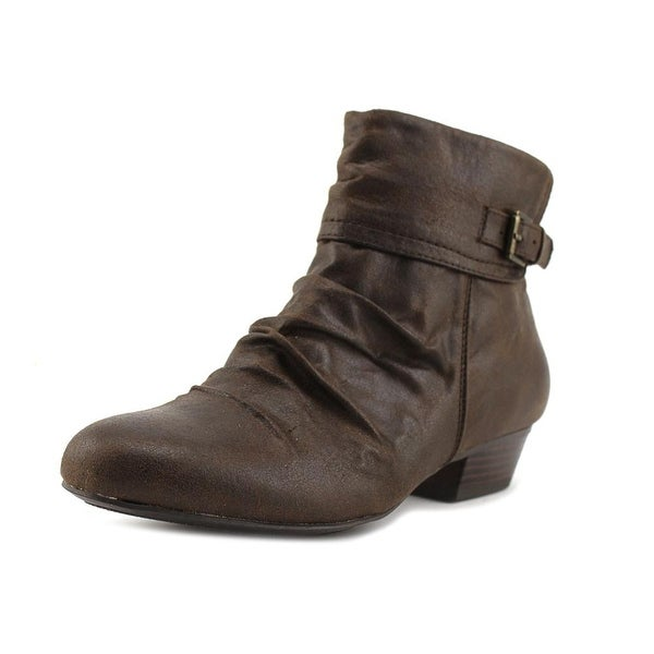 Wear.Ever. Talen Women Dark Brown Boots