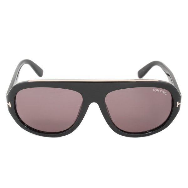 b3e1f9eb586 Shop Tom Ford Hugo Sunglasses FT0444 01A