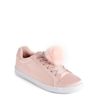 Madden Girl Womens baabee Fabric Low Top Lace Up Fashion Sneakers