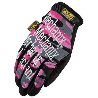 Mechanix Wear MG-72-520 The Original Women's Gloves, Medium, Pink Camo