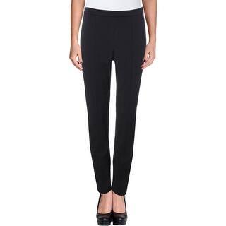 Oscar de la Renta Womens Dress Pants Wool Textured|https://ak1.ostkcdn.com/images/products/is/images/direct/b6fa55b46500067085a327fb10c35566aab53f05/Oscar-de-la-Renta-Womens-Dress-Pants-Wool-Textured.jpg?impolicy=medium
