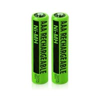 Replacement AAA NiMH Battery for Clarity D702 / D722 / XLC3.5 Models (2 Pk)