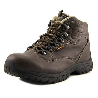 Weatherproof Trailblazer   Round Toe Synthetic  Hiking Boot