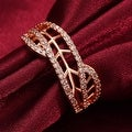 Stariway to Heaven Rose Gold Ring - Thumbnail 2