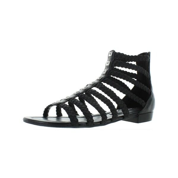8966d5925fd4 Shop Marc Fisher Womens Pepita Gladiator Sandals Studded Straps ...