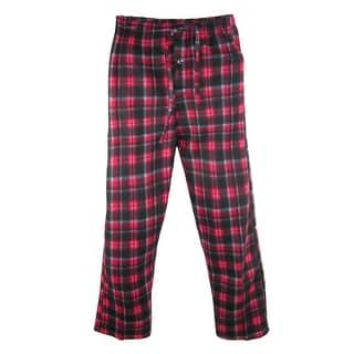 tru fit Men's Plaid Plush Pajama Lounge Pants|https://ak1.ostkcdn.com/images/products/is/images/direct/b7004b4a07d61d57bfd833d00c3c5aedfc712fb4/tru-fit-Men%27s-Plaid-Plush-Pajama-Lounge-Pants.jpg?impolicy=medium