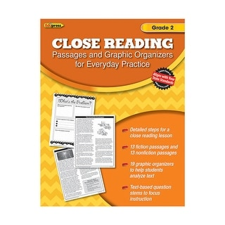 Close Reading Practice Book Gr 2