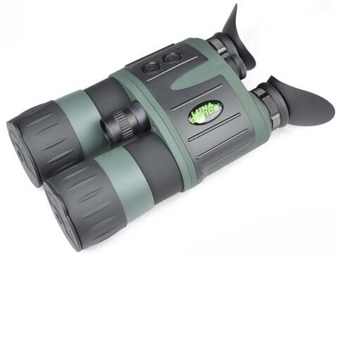 Luna Optics LN-NVB5 5x Gen-1 Night Vision Binocular - 50 mm.