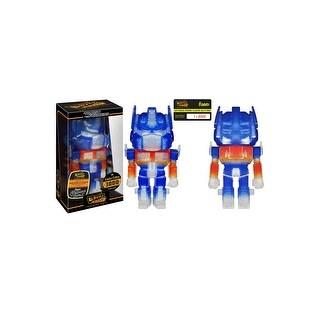 Funko Hikari Transformers - Optimus Prime Clear Glitter - Multi