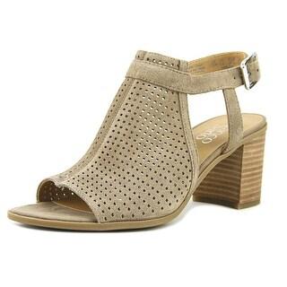 Shop Franco Sarto Harlet 2 Taupe Sandals Free Shipping