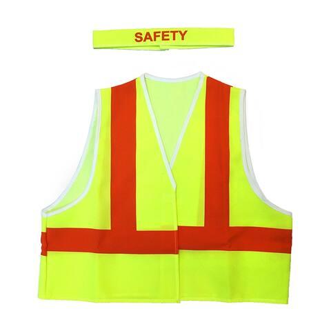 Dexter educational toys dexter educational toys safety jacket costume 147