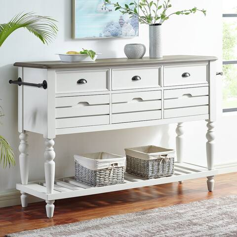 The Gray Barn Gustine Two-tone Sideboard