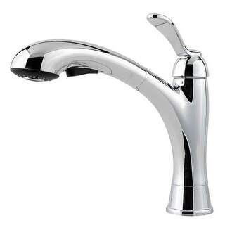 Pfister GT534 CM Marielle 2 Function Pullout Kitchen Faucet