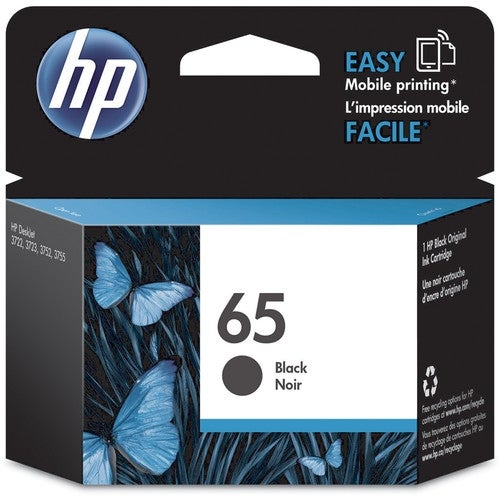 HP 65XL Tri-color Original Ink Cartridge (N9K02AN)(Single Pack)