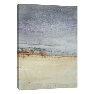 """PTM Images 9-105382  PTM Canvas Collection 10"""" x 8"""" - """"Prophecy of the Horizon 2"""" Giclee Abstract Art Print on Canvas"""