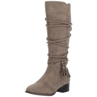 Steve Madden Kids' Jchally Fashion Boot - 2 m us little kid