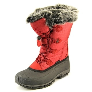 Kamik Momentum Women Round Toe Synthetic Red Winter Boot