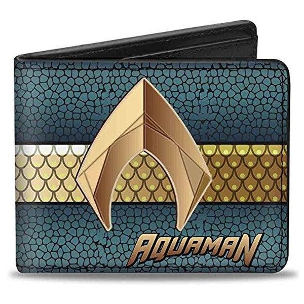 Buckle-Down Bifold Wallet Aquaman