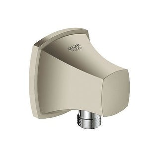 """Grohe 27 971 Grandera Wall Supply Elbow with 1/2"""" Connection Size"""
