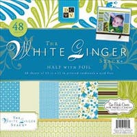 "White Ginger; 24 Designs/2 Each - Dcwv Paper Stack 12""X12"" 48/Pkg"