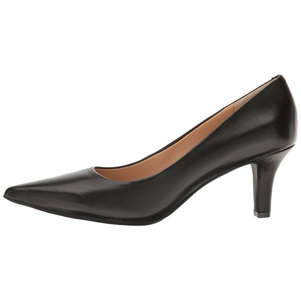 Trotters Womens noelle Pointed Toe Classic Pumps