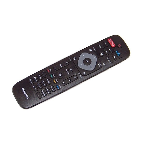 OEM Philips Remote Originally Shipped With: 40PFL4609, 40PFL4609/F7, 55PFL4909, 55PFL4909/F7, 49PFL4609, 49PFL4609/F7