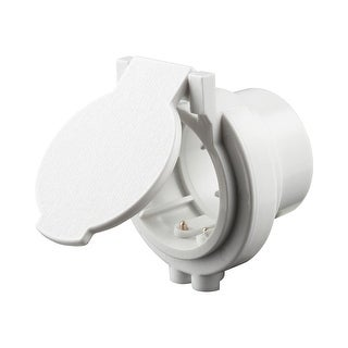 NuTone CF372 Utility Inlet for Use with Nutone Central Vacuum Systems - n/a