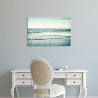 Easy Art Prints Carolyn Cochrane's 'Low Tide' Premium Canvas Art