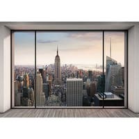 Brewster 8-916 Penthouse Wall Mural - N/A